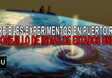 Experimentos Genocidas con la Población infantil en Puerto Rico