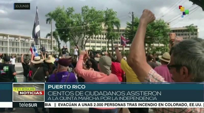 ¡6ta Marcha Independencia PR Ya!