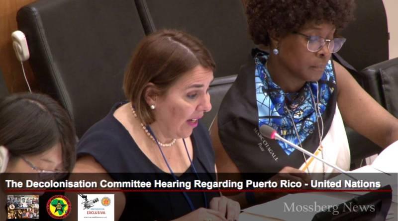 Another UN hearing about PR decolonization