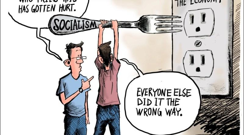 Capitalism destroys freedom