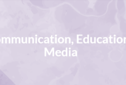 Track 15. Communication, education and social media