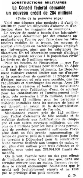 23.1 Constructions militaires (1958) page 2
