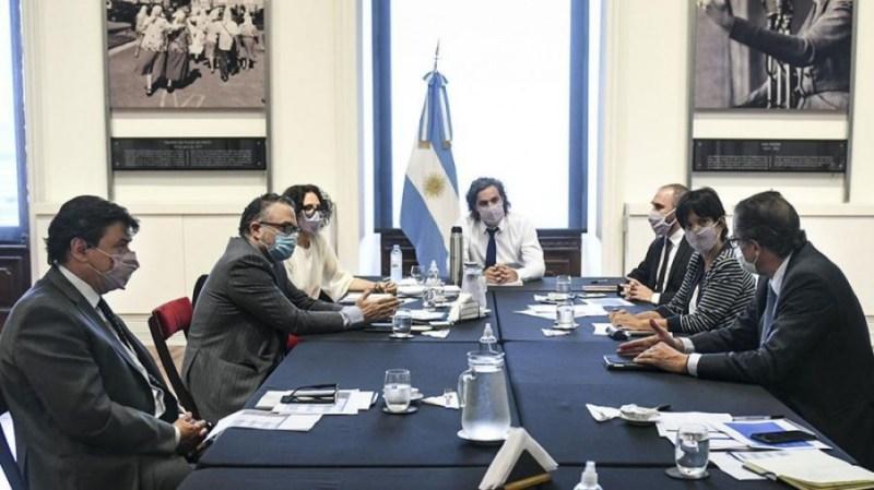 Resultado de imagen para El Gobierno avanza en la coordinación de agendas para un acuerdo de precios y salarios