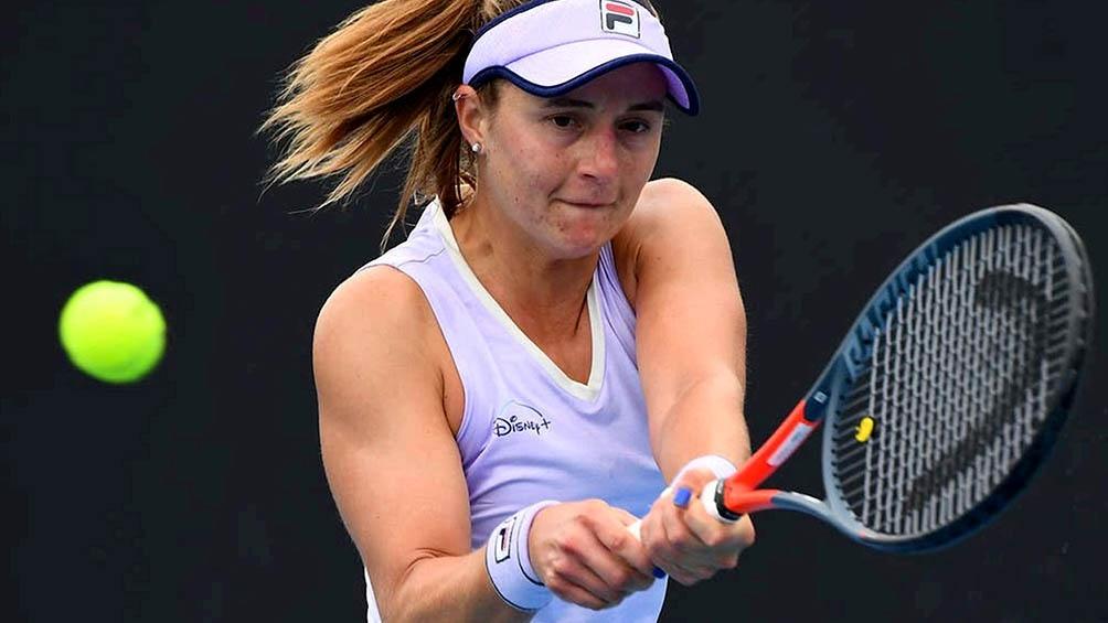 La rosarina Nadia Podoroska será una de las atracciones del torneo.