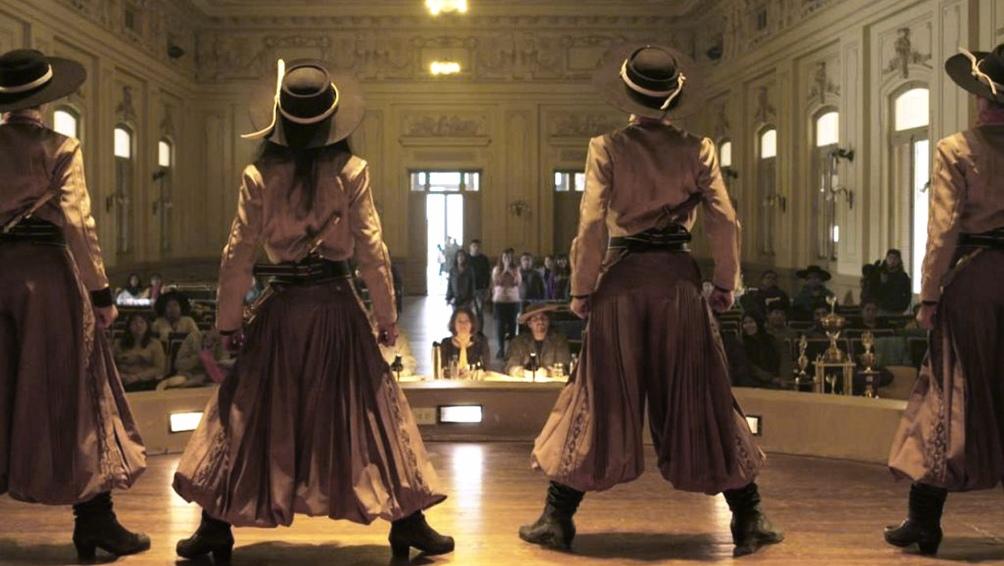 """El universo de la danza según """"Karnawal"""" (Foto: Beta Cinema)"""