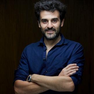 El debutante Juan Pablo Félix (Foto: Beta Cinema)