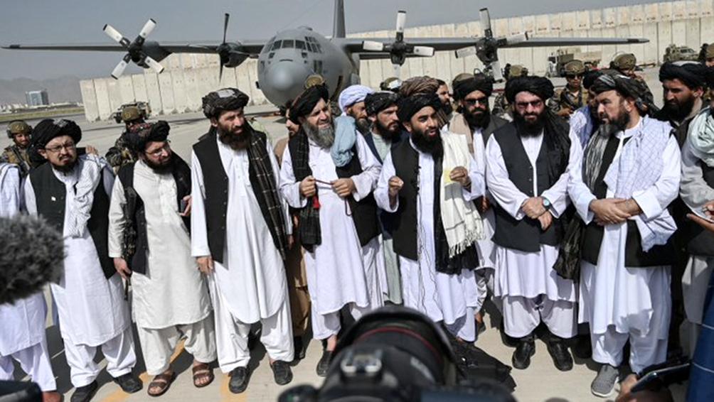 los talibanes exigen que eeuu pague indemnizaciones por crimenes contra la humanidad