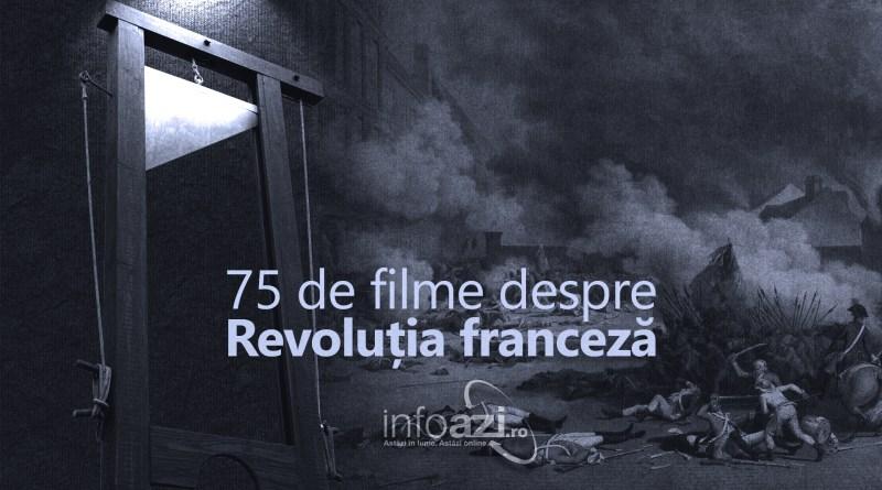 75 de filme despre Revoluția Franceză