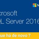 Novo SQL Server 2016