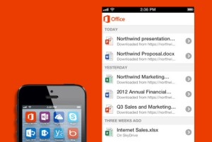 Office 365 mobilidade