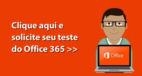 Solicite seu teste do Office 365