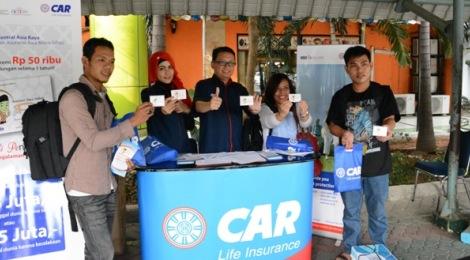 Manfaatkan Momen Mudik, CAR Sosialisasikan SiPeci