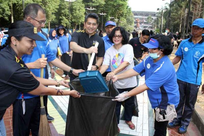 BII Supports Green City –