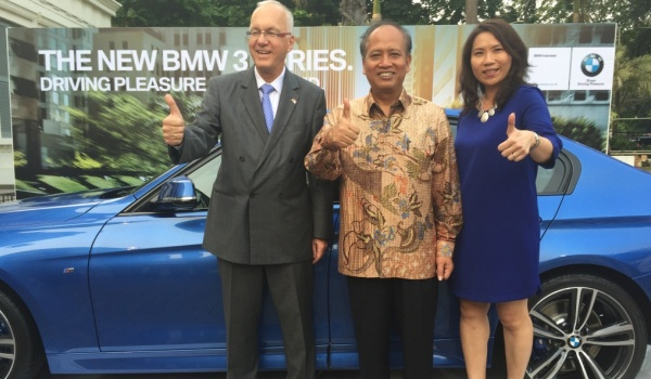 BMW Kenalkan Indonesian Science & Technology Exhibition
