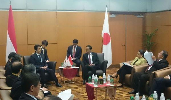 Indonesia, Mitra Penting Bagi Jepang