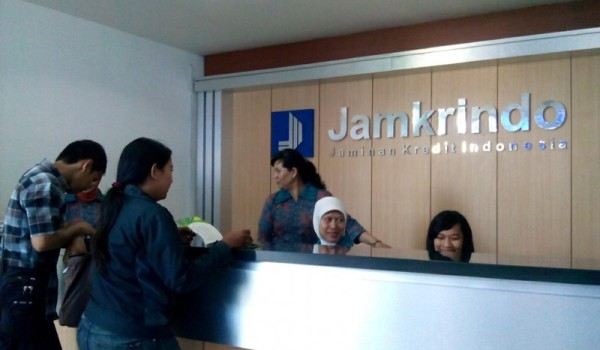 Jamkrindo Jamin Kredit Bank Jatim