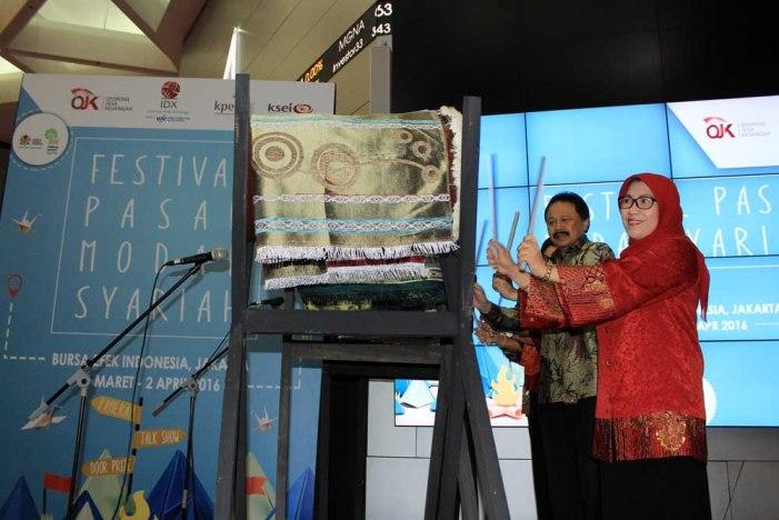 Festival Pasar Modal Syariah 2016