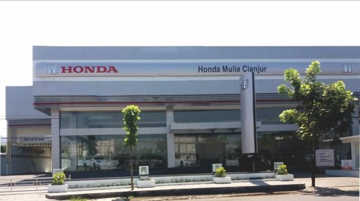 Honda Resmikan Dealer Cianjur