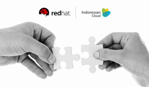 IndonesianCloud Resmi Jadi Penyedia Layanan Red Hat