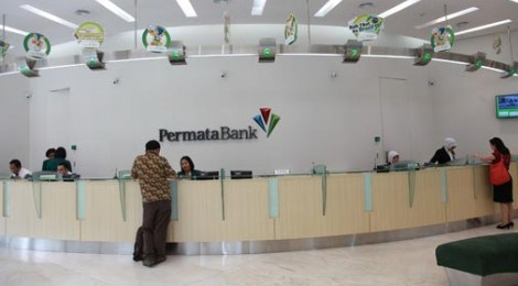 Kredit PermataBank Diperkirakan Tumbuh Single Digit