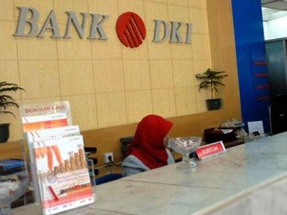 Bank DKI Berhasil Salurkan Kredit Rp27,13 Triliun