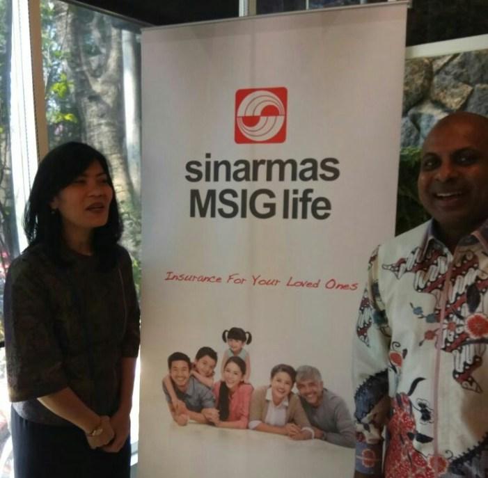 MSIG Life Incar Pertumbuhan Premi 20%