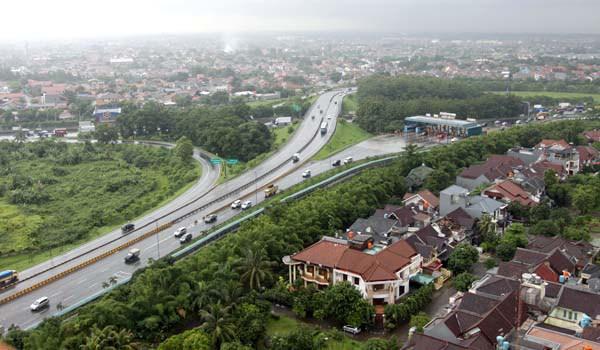 APBN Cuma Bisa Biayai Infrastruktur Rp1.500 Triliun