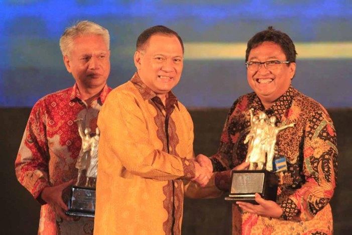 Penghargaan BI untuk Bank Mantap