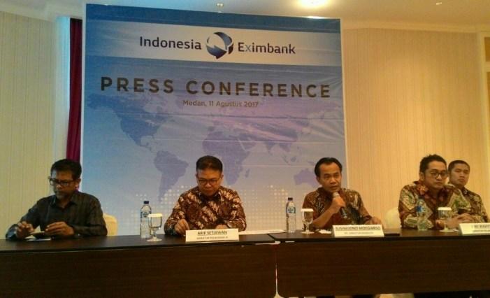 Eximbank Dorong Pembiayaan UKM Ekspor Baru