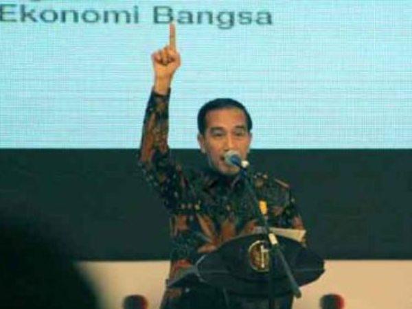 Jokowi Anggap Tambahan Utang Dorong Produktivitas Ekonomi