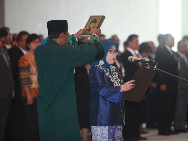 MA Sahkan Nurhaida Sebagai Wakil Ketua OJK