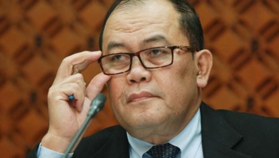 Hendar Resmi Jadi Komisaris Maybank