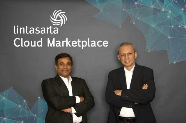Lintasarta Perkenalkan B2B Cloud Marketplace