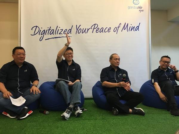 Rayakan HUT, Asuransi Astra Luncurkan Garda Oto Digital