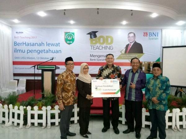 BNI Syariah Hadirkan Literasi Keuangan di Medan