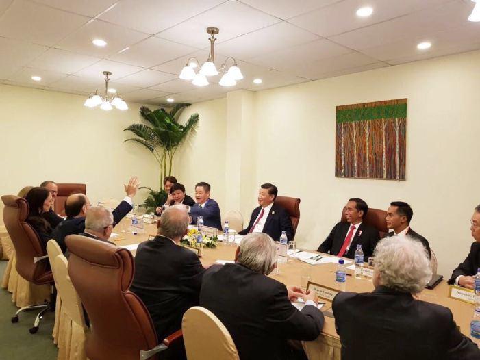 Jokowi Bawa Role Model Pembangunan Ekonomi di KTT ASEAN