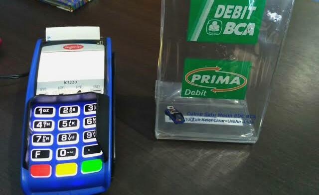 BCA: Biaya Transaksi di EDC Sudah Sesuai Aturan BI