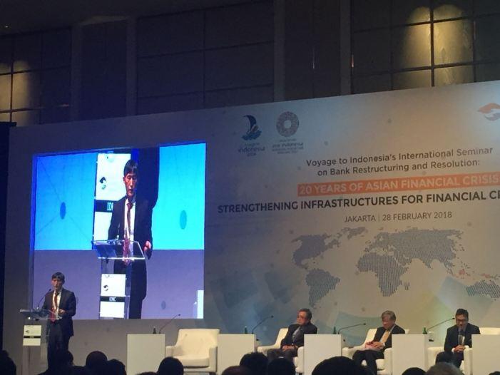 LPS Gelar Seminar Internasional Terkait Restrukturisasi Perbankan