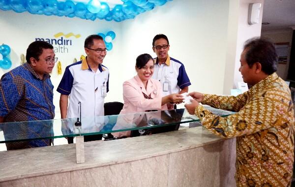 Mandiri Inhealth Buka Konter Peserta di Omni Hospitals Pulomas