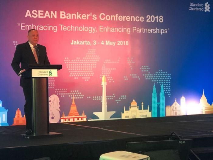 SCB Kembali Gelar ASEAN Bankers Conference 2018