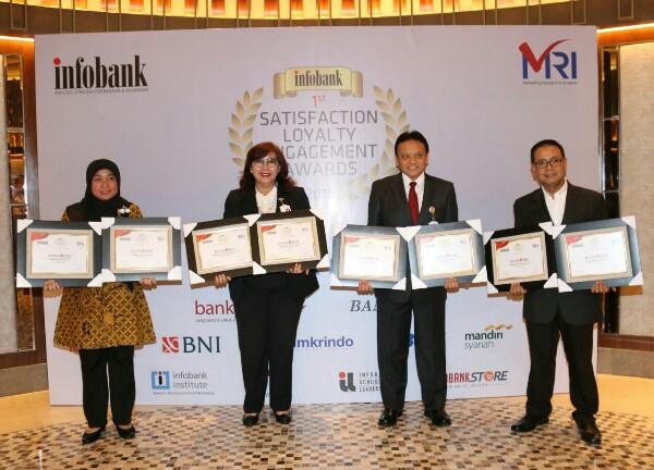 Bank DKI Raih 8 Penghargaan SLE 2018