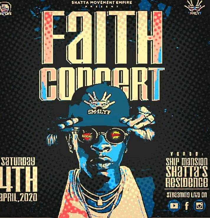 Shatta Wale faith concert