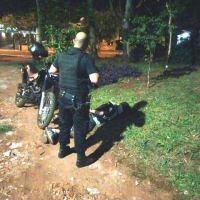 Infraganti: Intentaba robar autos en la zona del Krause y fue detenido