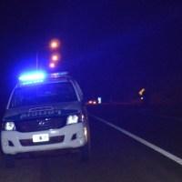 Motociclista herido tras chocar con un auto en la ruta 14