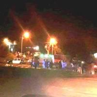 Dos motociclistas graves tras chocar con un camión cerca de la terminal