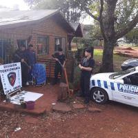 Detienen a un dealer tras venderle drogas a un menor en Villa Kleiven