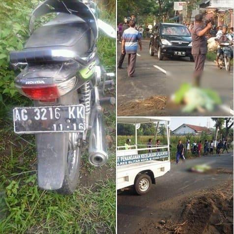 Kecelakaan di Jati Malang