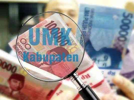 UMK Kabupaten Blitar