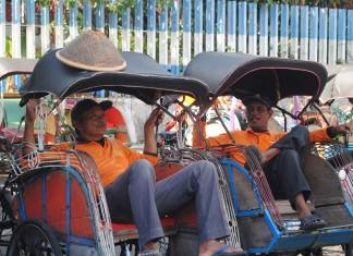 angkutan lingkungan kota
