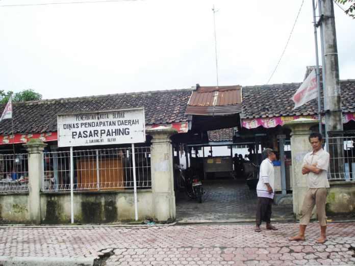 Pasar Pahing Kota Blitar